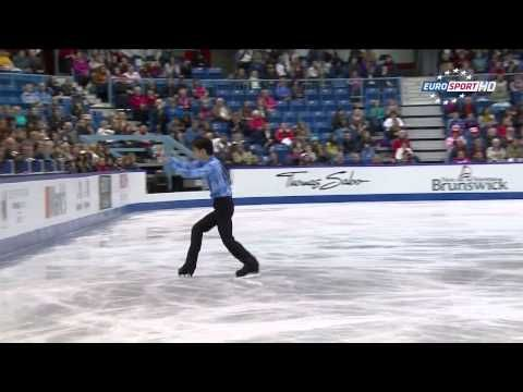 ▶ 2013 Skate Canada- Yuzuru HANYU SP [HD] - YouTube