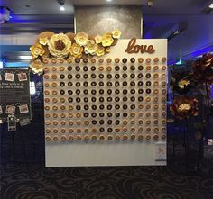 ✨Aaaaand here we go!✨ Donuts - paper flowers wall at @abiaaustralia 20th annual bridal industry awards gala dinner at @docksidegroup Darling Harbour ... Hosted at @docksidegroup Styling by @blingbridalevents Floral Designs by @events_florist Donut wall @donut_wall_hire  Paper flowers @sydneypaperflowers  Entertainment by @ausweddingentertainment Entertainment by @zaffetlebnenentertainment Favours by @duskaustralia Flower wall by @theflowerwallco Fireworks by @sydney_fireworks_pyrotechnic…
