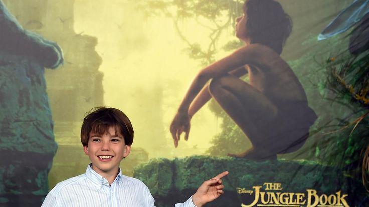 """Beschaulichkeit weicht Action: Neuverfilmung von """"Das Dschungelbuch"""" kommt düster daher"""