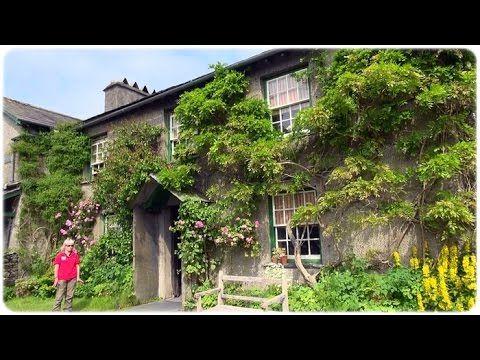 英国旅行 湖水地方 「ヒルトップ~ビアトリクス・ポターが住んだ家」 Hill Top, Lake District - YouTube