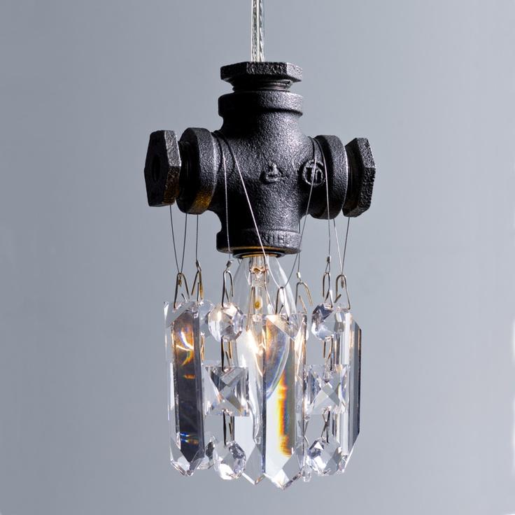 Tribeca Single-Bulb Pendant