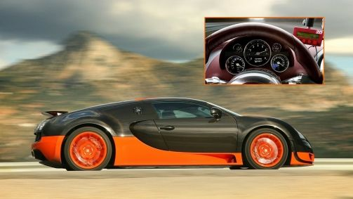 Proč se dosud žádné silniční auto ani nepřiblížilo rychlosti 500 km/h?