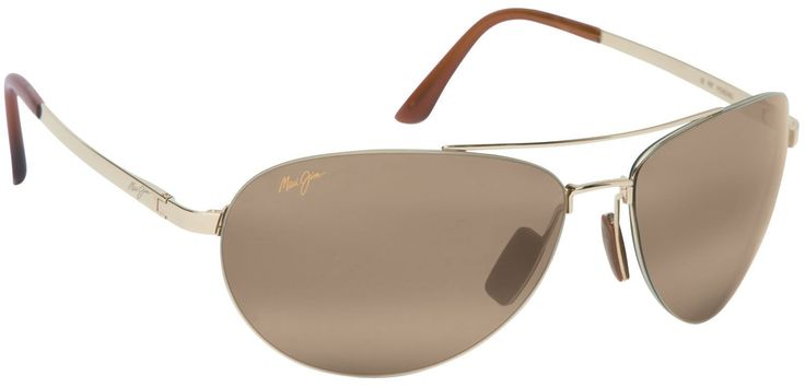Maui Jim Pilot 210 Sunglasses, Gold / Bronze Lens, Sunglasses. Maui Jim Pilot 210 Sunglasses, Gold / Bronze Lens, Sunglasses.