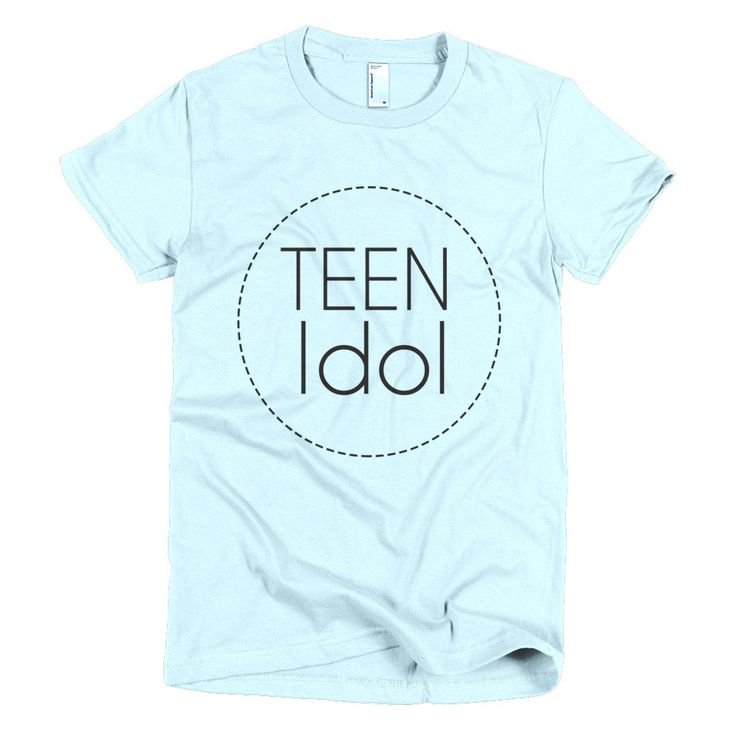 Teen Idol women's t-shirt