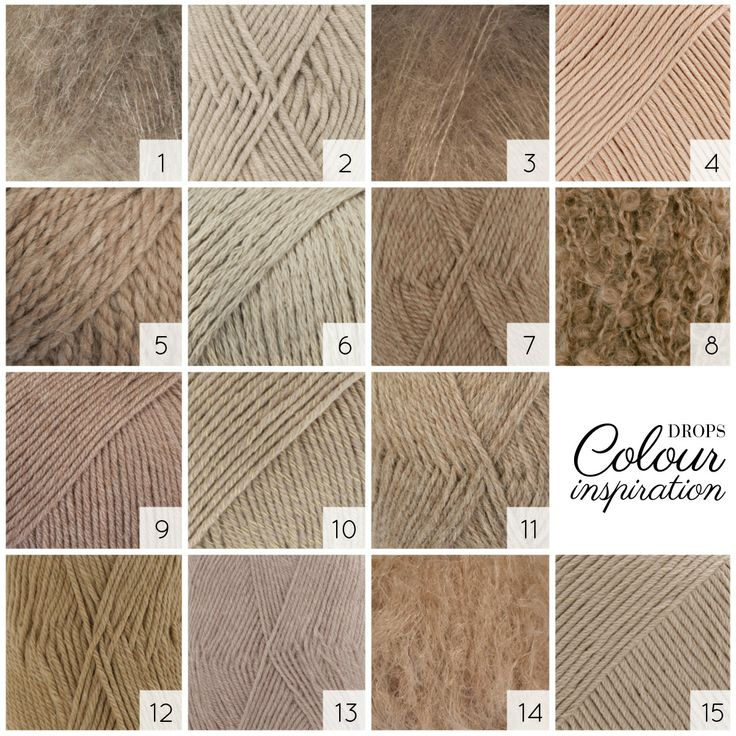 Beige is a very pretty and versatile colour that you can combine with almost everything! We say <3 to beige and show you what you all can make using this wonderfull colour.