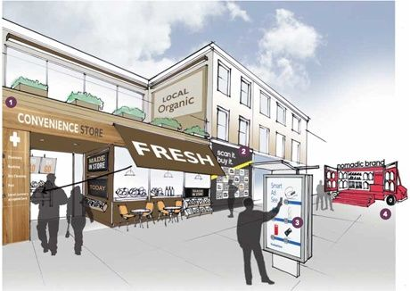 The future of the high street