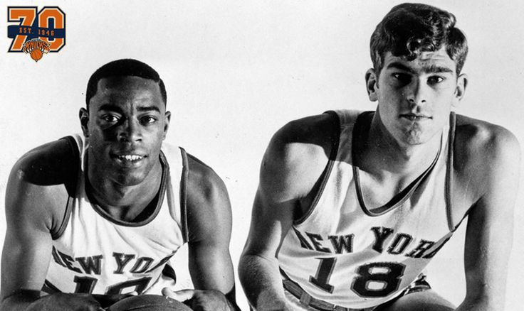 #NYK70 | 1968: Walt Frazier, Phil Jackson Named to NBA All-Rookie Team | New…