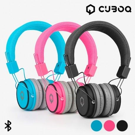 Casque Audio sans Fil Bluetooth CuboQ