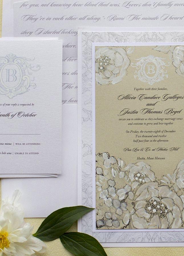 A Real Momental Wedding  Alicia and Justin White Peony Wedding at Haiku Mill, Hawaii