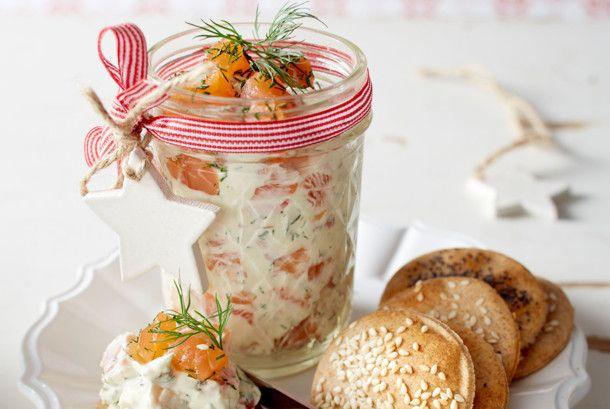 Unser beliebtes Rezept für Räucherlachs-Aufstrich mit Dill und mehr als 55.000 weitere kostenlose Rezepte auf LECKER.de.
