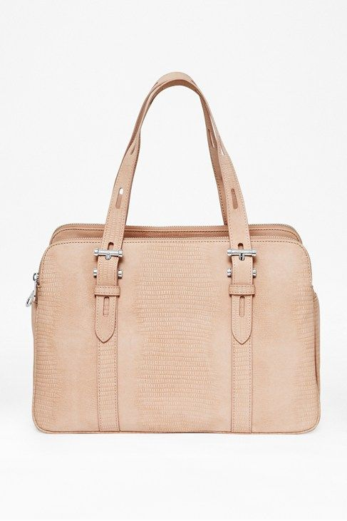 NINA STRUCTURED TOTE French Connection