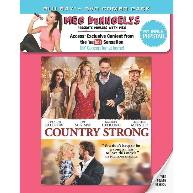 Country Strong (Blu-ray/Dvd)