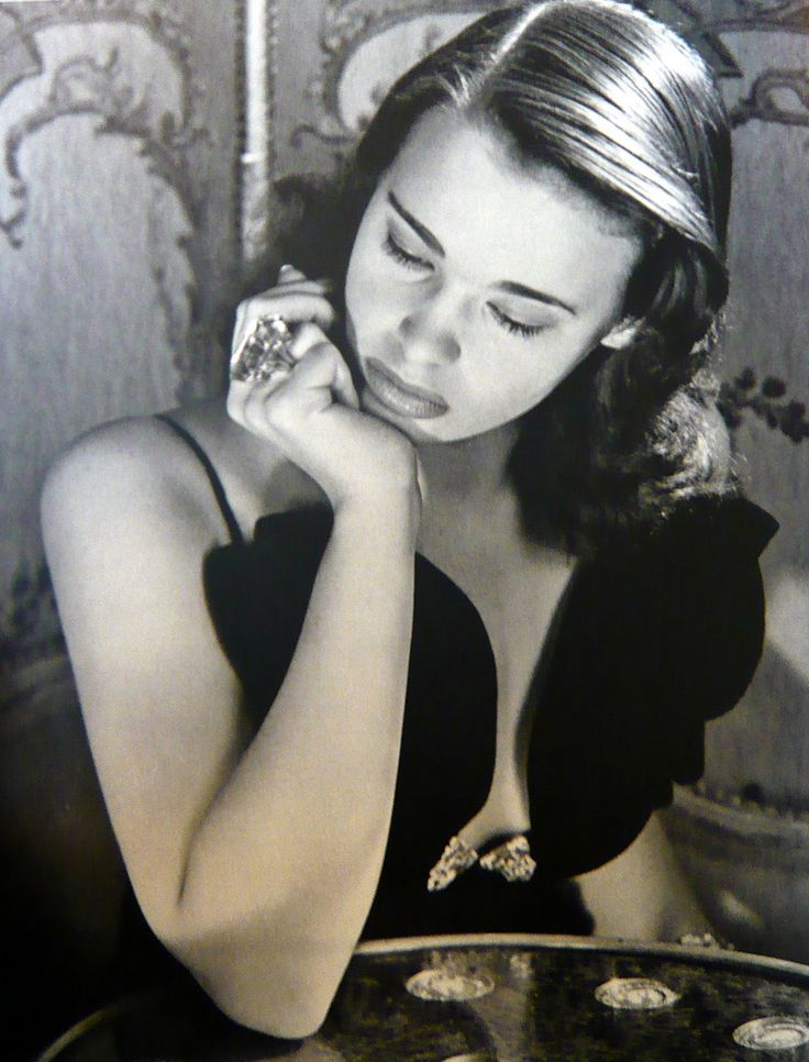 Gloria Vanderbilt  by Horst, 1930's