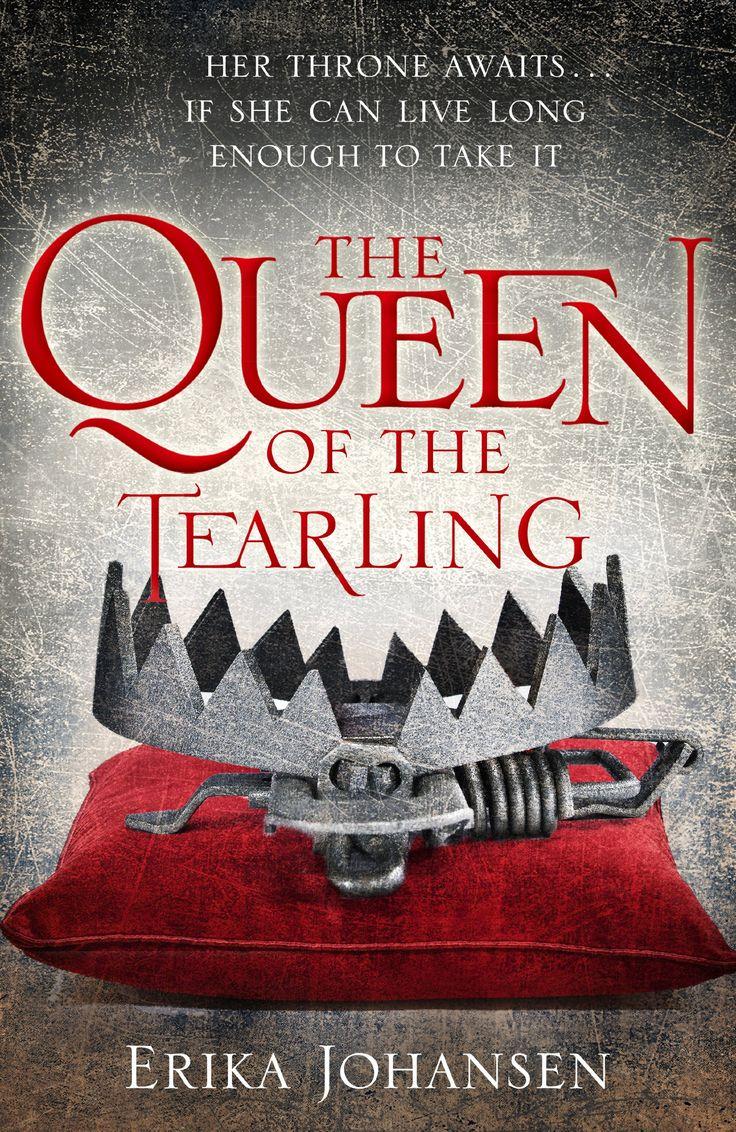 The Queen of the Tearling by Erika Johansen (met