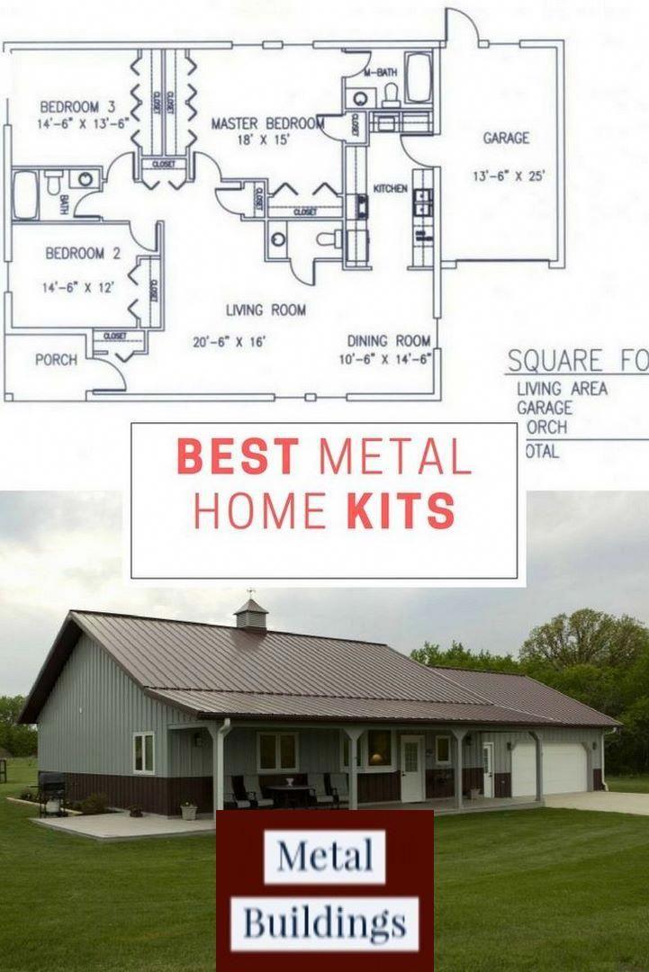Backyard Metal Buildings - Small Steel Building Kits for