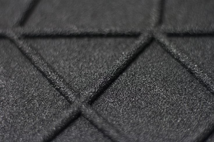 Plateau en béton Diamant croquebeton.etsy.com