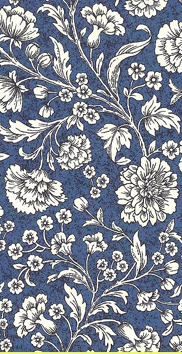Rossi floral craft paper from Italy