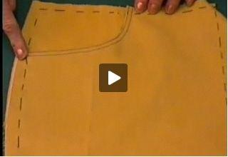 Voorbeeld van een videotip Mode maken doe je zo     naailes   kleding maken   zelf kleding maken   naaicursus   naaipatronen   zelfmaakmode ...