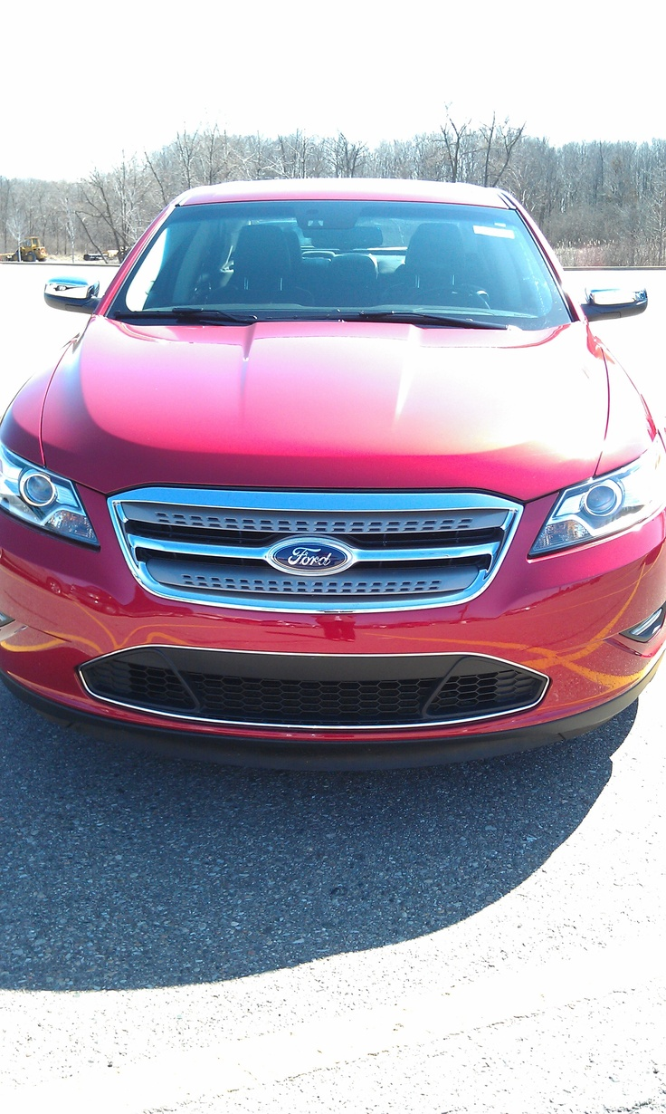My socialtestdrive experience with the 2012 ford taurus limited blog post
