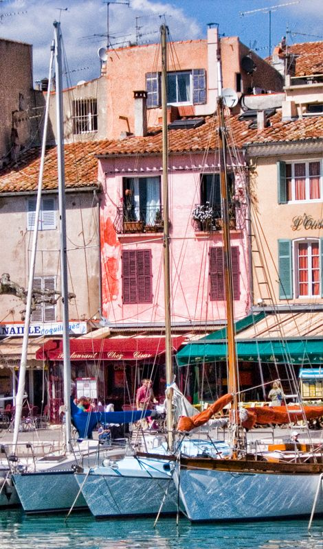 mages of Provence > Cassis Harbour