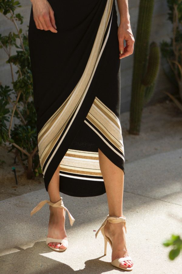 Wrap skirt | Obsessions Now Blog