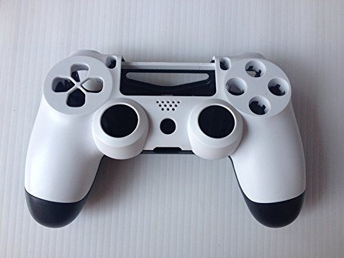 Matte Replacement Housing Shell Case Cover White+Black Compatible for PlayStation PS 4 PS4 Controller DualShock 4   http://ibestgadgets.com/product/matte-replacement-housing-shell-case-cover-whiteblack-compatible-for-playstation-ps-4-ps4-controller-dualshock-4/   #gadgets #electronics #digital #mobile