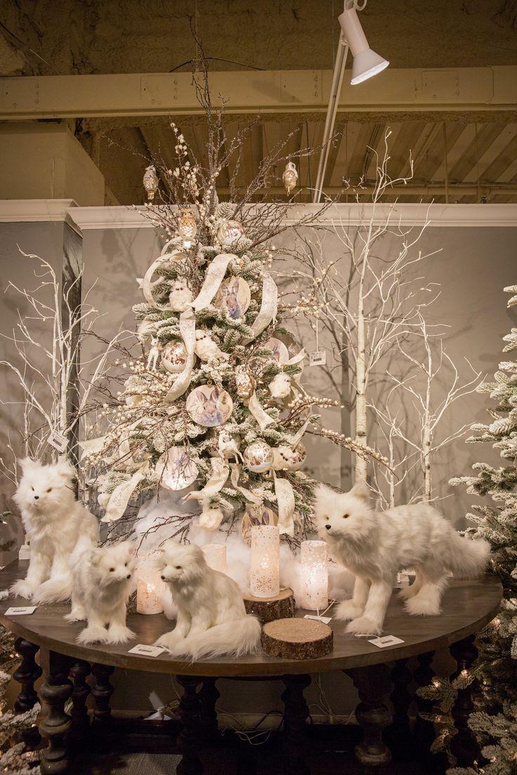 Winter Woodlands Tree 2