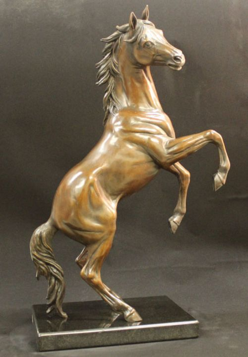 small horse statue 3d - photo #30