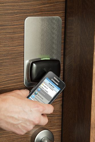 RFID and NFC Technology Magic: Hotel Keys Vanish Into Thin Air