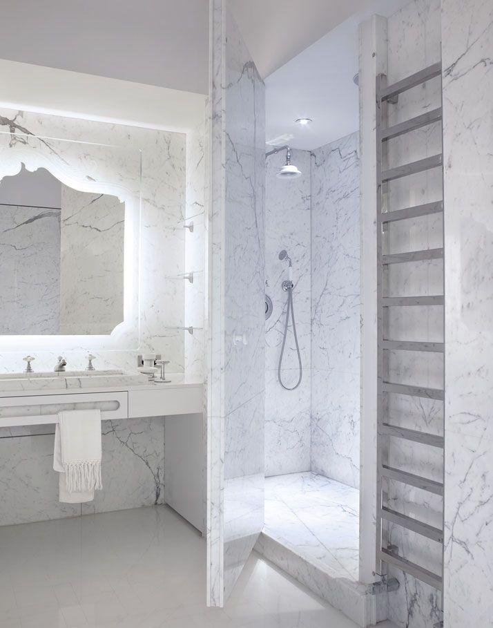 Molto Oltre 25 fantastiche idee su Bagni in marmo su Pinterest | Marmo  YQ79