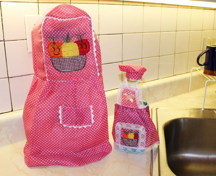 Kitchen Appliance Covers/ Blender & Soap/Oil Cover/Fundas Para Cocina by LillysGiftShop on Etsy