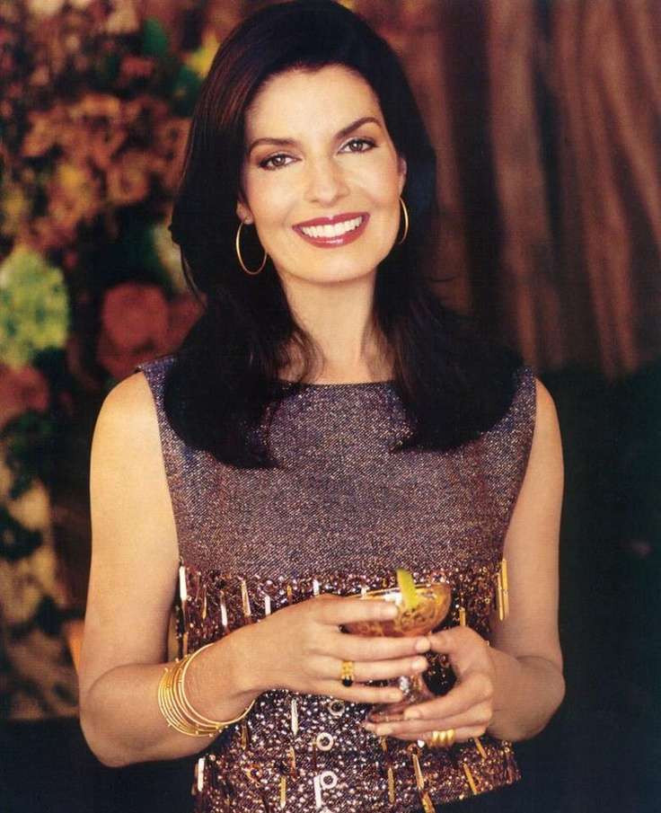 Sela Ward. She one of my favorites.  I think she has classic style.