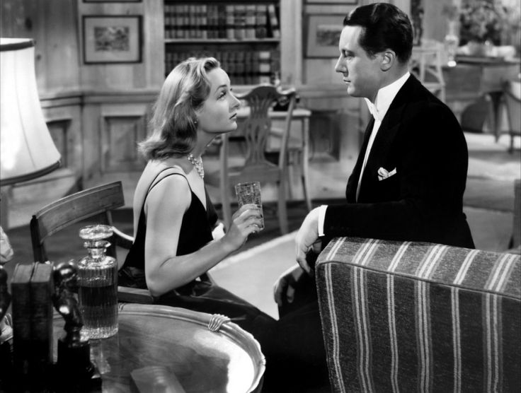 Carole Lombard & Robert Montgomery, Mr. & Mrs. Smith, 1941 (gowns by Irene)