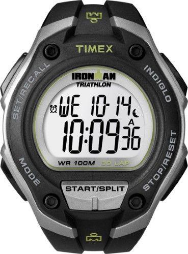 Timex IRONMAN 30-Lap Oversized Watch Blue