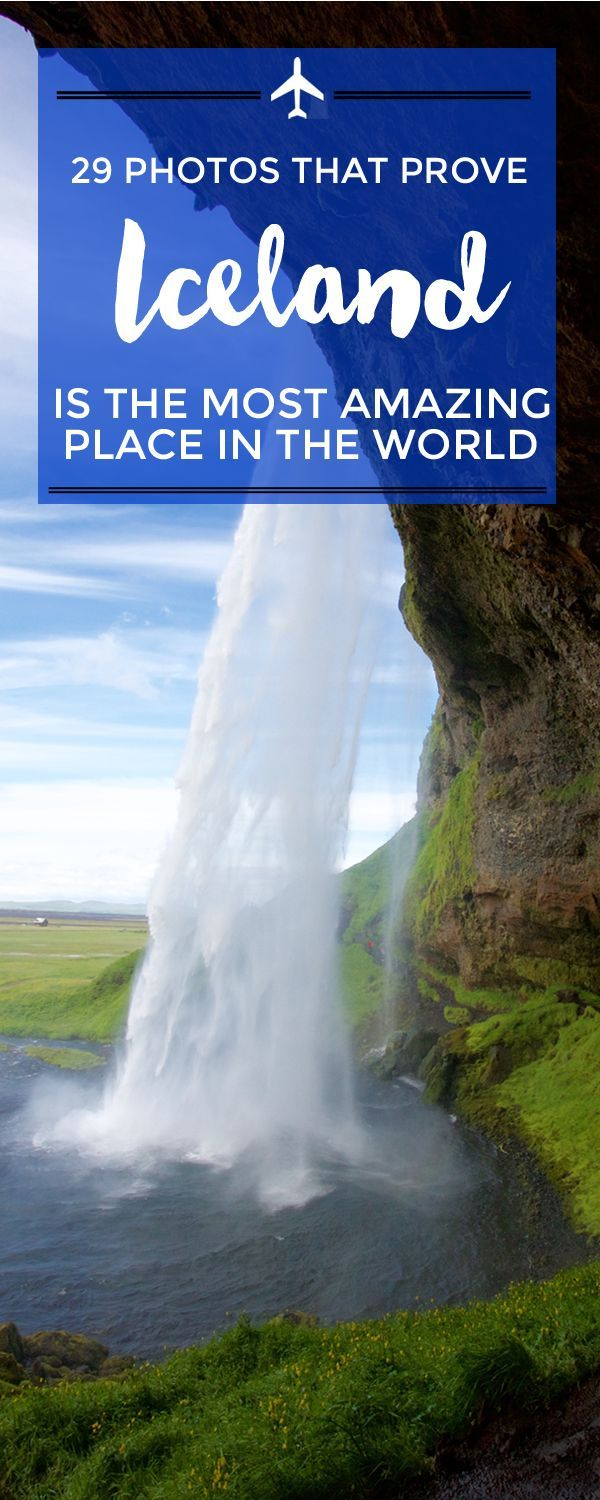 29 photos of Iceland that will make you want to pack your bags Check it out here: http://toeuropeandbeyond.com/29-photos-that-prove-iceland-is-the-most-amazing-place-in-the-world/