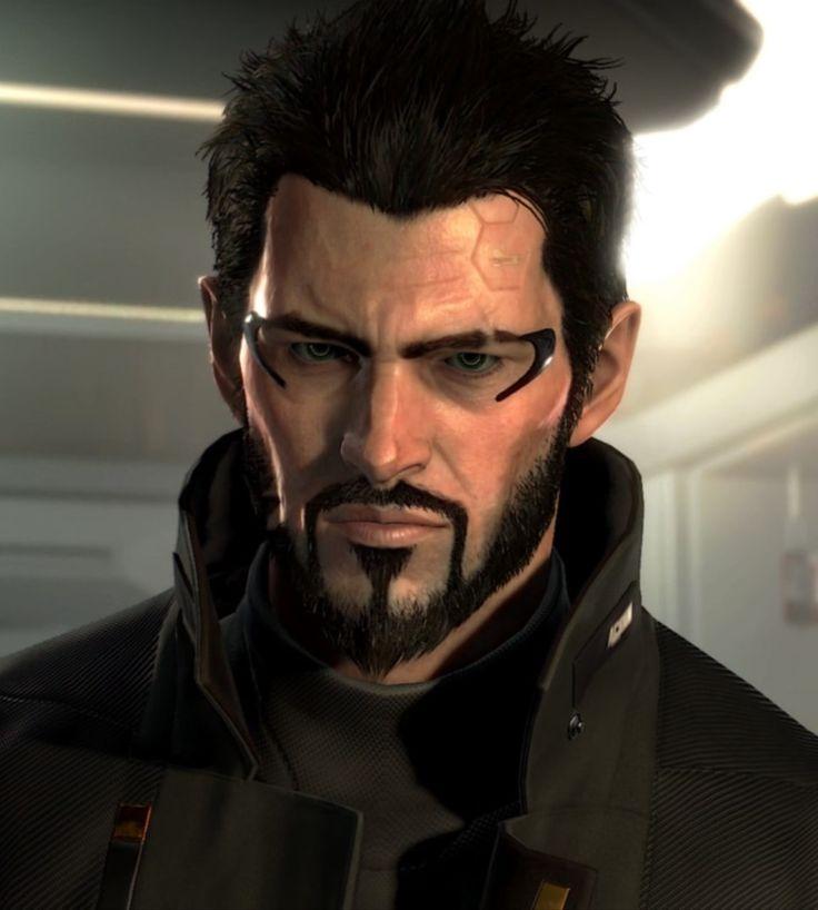 Персонажи в очках из игр
