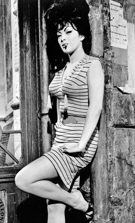 Tura Satana - incredible strength, talent and beauty. So much more than a B actress.