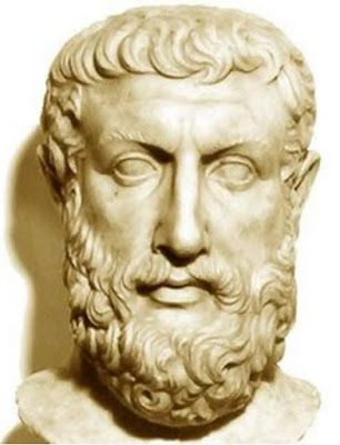 ΕΛΛΑΝΙΑ ΠΥΛΗ: Η Υπερλογική του Παρμενίδη – Ο Άνθρωπος που διάβασ...