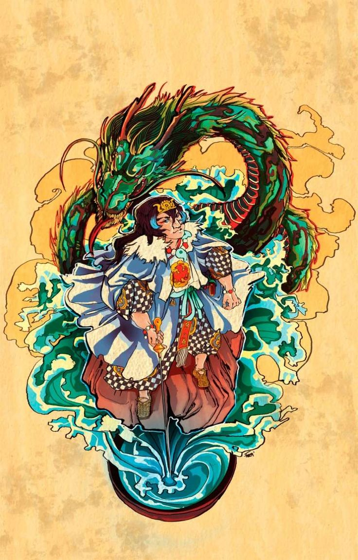 17 meilleures id es propos de yamata no orochi sur pinterest dragon japonais art japonais. Black Bedroom Furniture Sets. Home Design Ideas