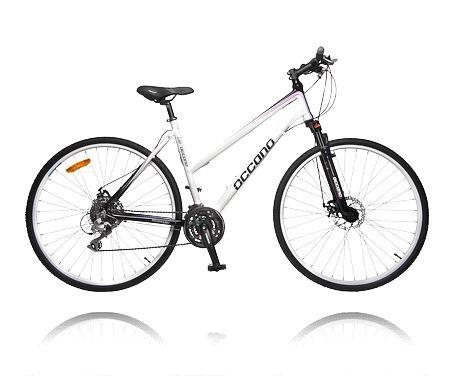 Damcykel - http://www.stadium.se/sport/cykel/cyklar/134747/occano-u312-28-tum-hybrid-w
