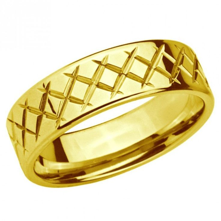 50 best Golden finger rings for a special occasion. images on ...