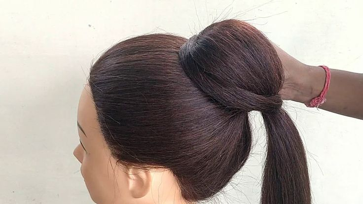 Easy Bun Hairstyle For Every Buddy