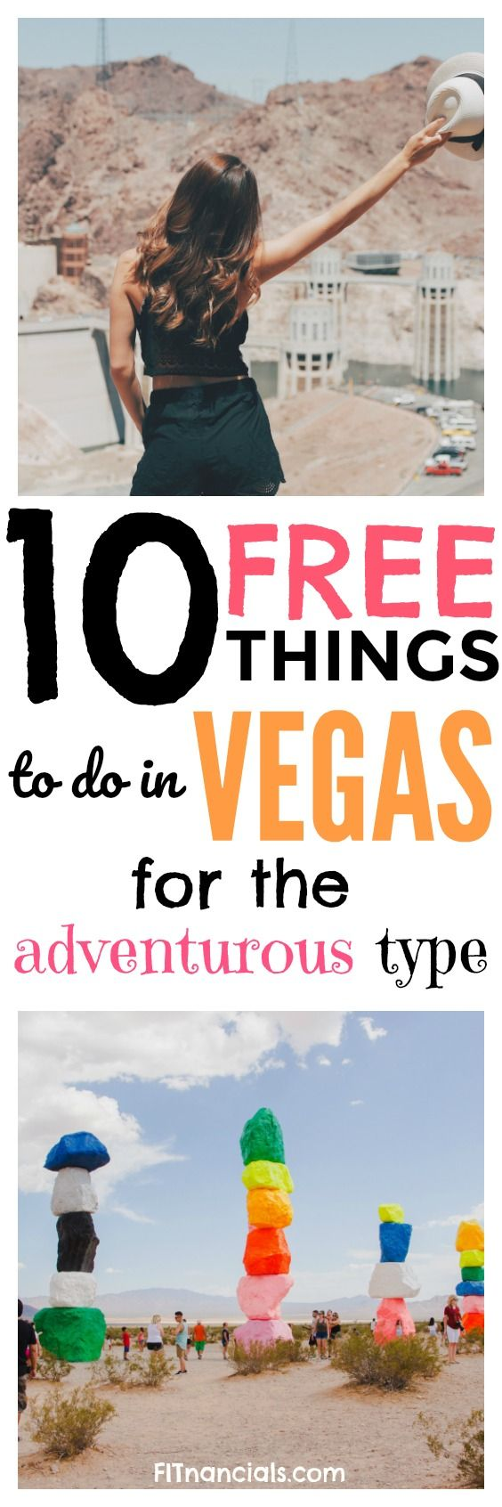 10 Awesome Free Things To Do In Las Vegas, Nevada via @fitnancials