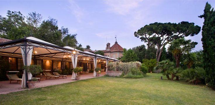 Villa Giulia Fano Italie. Heerlijke plek! 2012 en 2014.