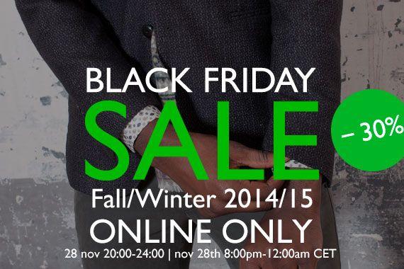 LA NOTTE DEGLI #SCONTI | 28 novembre 2014, ore 20-24: scatta lo #shopping (ONLINE ONLY)  http://www.rionefontana.com/blog/black-friday-2014-sconto-30-collezioni-autunno-inverno-14-15/