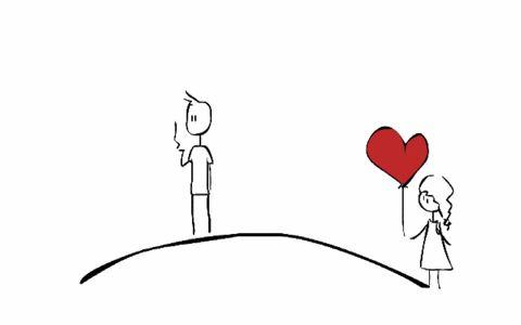 O amor pode ser muito estranho!