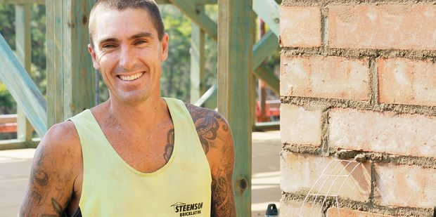 An interview with a bricklayer on the effect that the building culture of being tough and hard has had on his health, and the changes he has made to turn that around. #menshealth #trueman #man