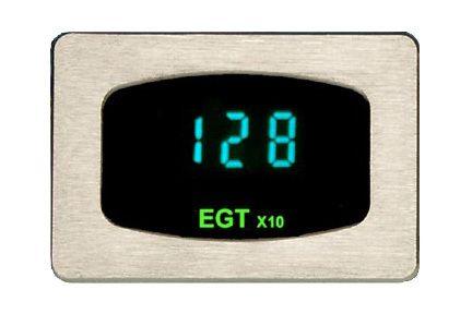 Dakota Digital Odyssey Series I Exhaust Gas Temperature EGT Gauge ODY-12-1