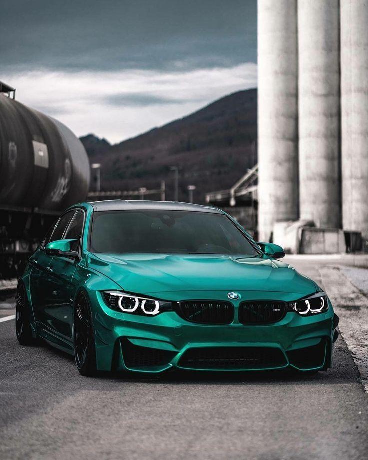 BMW M3 Power   – Auto Design Ideen