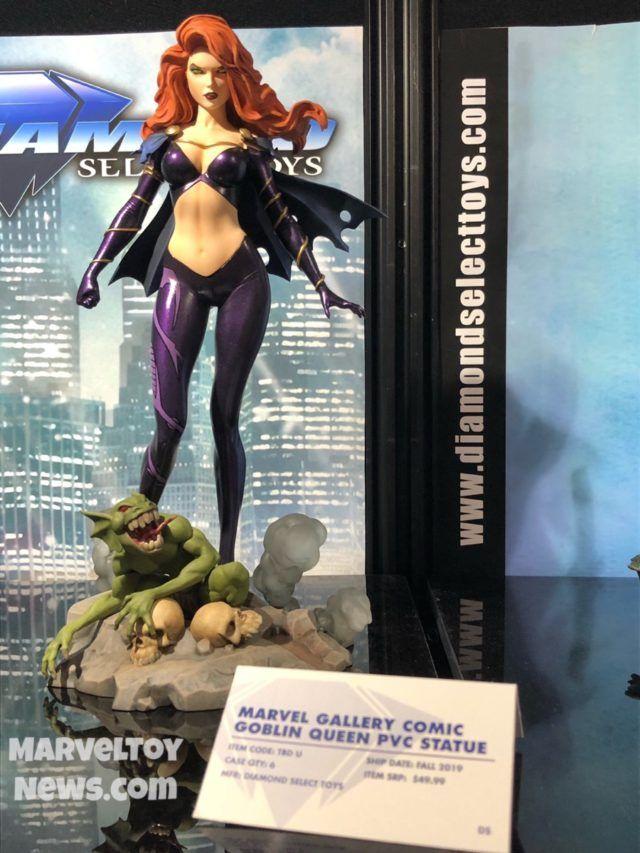 Картинки по запросу Marvel PVC Gallery Statues - Comic - Goblin Queen